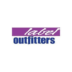 600 Label Outfitters White Vinyl Laser ONLY Labels, 4 x 3.33, WaterProof and WeatherProof, 100 Sheets