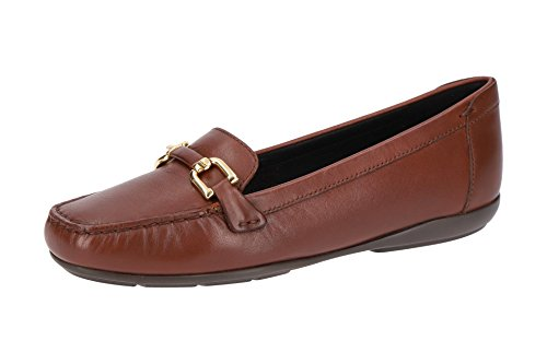 geniue stockist cheap online Geox Women's D Annytah Moc a Mocassins Brown (Brown C0013) choice for sale Manchester for sale 82hD6lZ