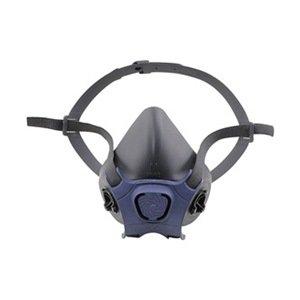 MOLDEX 7000 - Mascarilla de seguridad de media cara (talla grande)