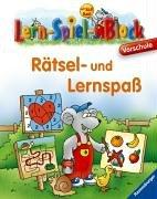 Rätsel- und Lernspaß (Vorschule) (Lern-Spiel-Block mit Maxi Maus)