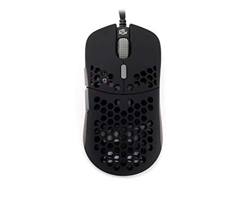 G-Wolves Hati HT-M 3360 Ultra Lightweight Honeycomb Shell Wired Gaming Mouse up to 12000 cpi - 6 But - coolthings.us