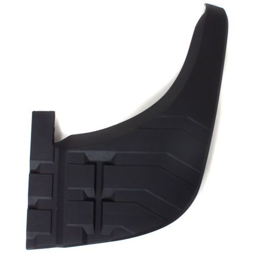 (Make Auto Parts Manufacturing Rear Passenger Side Black Bumper Step Pad Extension For Toyota Tundra 2007-2013 - TO1197100)