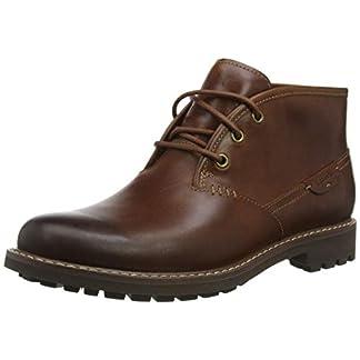 Clarks Men's Montacute Duke Classic Boots 8