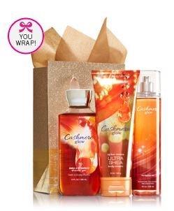 Amazoncom Bath Body Works Cashmere Glow Fragrance Favorites