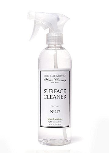 The Laundress - Surface Cleaner No. 247, Cleans Everything from Stainless Steel to Finished Wood, Food & Kid Safe, 16 fl oz (Best Way To Remove Stones From Soil)