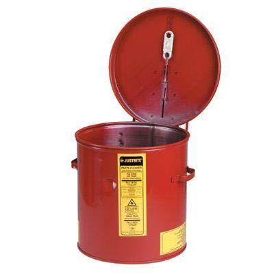 JUSTRITE MANUFACTURING 27605 Steel Dip Tank for