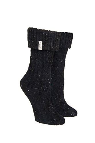 ugg-sienna-short-rain-boot-socks-one-size-black