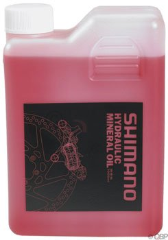 SHIMANO Hydraulic mineral oil, 1L (33.8oz)