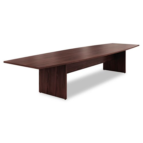 HON Preside Table Top, 168'', Mahogany by HON