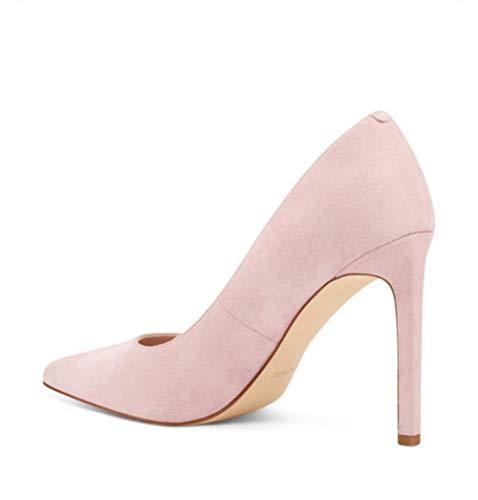 Tacco Nine us Light Donna Scarpe West Frauen Pink Col vqBfq