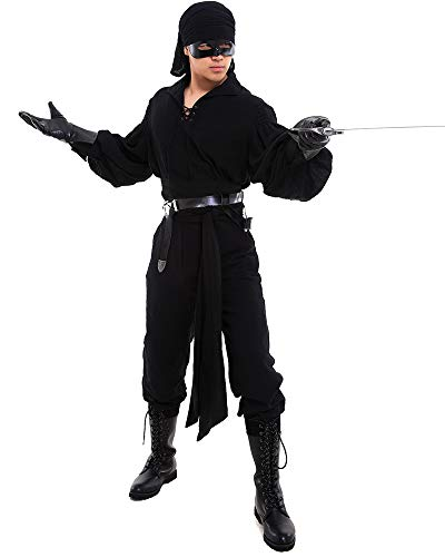 Cosplay.fm Men's Dread Pirate Roberts Costume Halloween