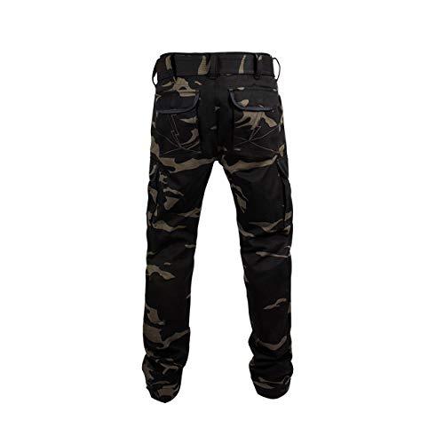 Camouflage John l34 w32 Regular Pants Doe Cargo 88Bwp