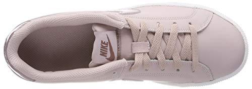 Donna Nike Royale 600 particle Mauve Scarpe Rose Da Court Multicolore Fitness Wmns smokey UYawUq1