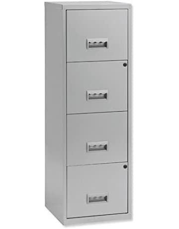 Pierre Henry A4 4 Drawer Maxi Filing Cabinet