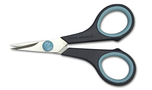 Mundial Cushion Soft Embroidery Scissors 4-1/2