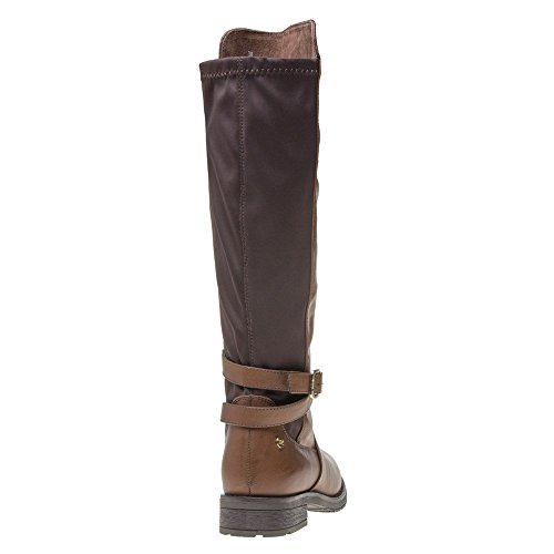 46186 Tan Boots Femme Xti Fauve BwFzv