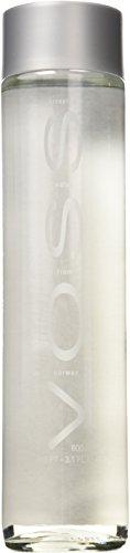 Voss Artesian Still Water Glass Bottles 800 Ml / 27 Oz  2 Pack