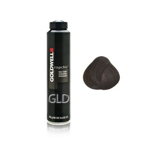 (Goldwell Goldwell Topchic Hair Color Coloration (Can) 5NN Light Brown -)