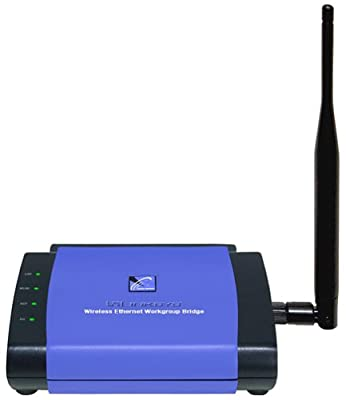 Cisco-Linksys WET11 Wireless Ethernet Bridge
