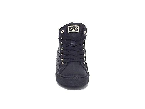 liu jo , Mädchen Sneaker schwarz schwarz