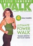 Leslie Sansone Walk Away The Pounds 4 Mile Burn DVD - Ultimate Power Walk (Super Challenge) - Region 0
