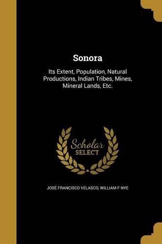 Sonora PDF
