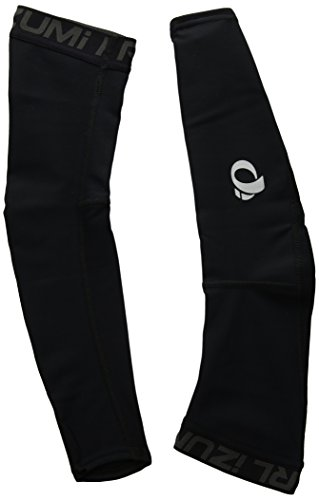 Bicycle Arm Warmers (Pearl iZUMi Elite Thermal Arm Warmer, Black, Large)