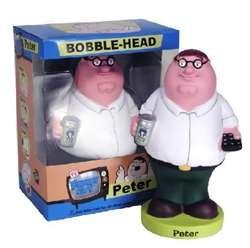FUNKO INC. Peter Griffin Family Guy Funko Bobble Head