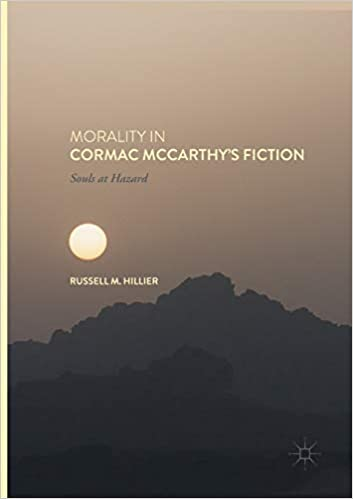 Como Descargar Libros Para Ebook Morality In Cormac Mccarthy's Fiction: Souls At Hazard Falco Epub