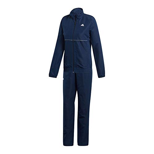 adidas Women's Club Track Suit Collegiate Navy Large Court Womens Track Jacket