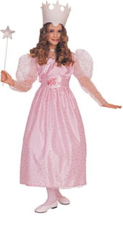 Wizard of Oz Child's Glinda Costume, Large ()