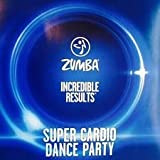Zumba Fitness Super Cardio Dance Party DVD With a Pair of Toning Sticks!