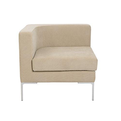 Euro style vittorio modern upholstered sofa sectional for Sofa 500 euro