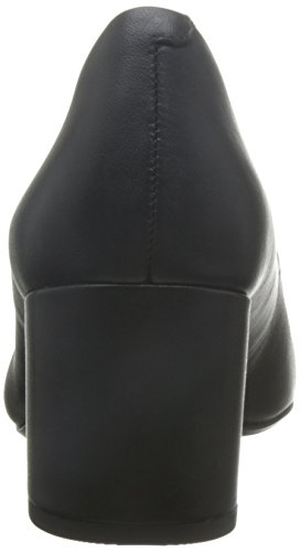 Barley Rose - Black Leather