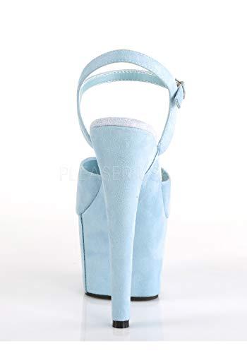 Finto 709fs b Blu B Camoscio Adore Pleaser Suede B Pleaser Faux Blue Suede Finto Adore 709fs Camoscio Faux B Blue Blu PWqHgWAnX