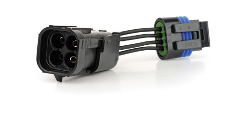 Iac Adapter - Fast 308023 IAC Adapter Harness for Early to Late GM