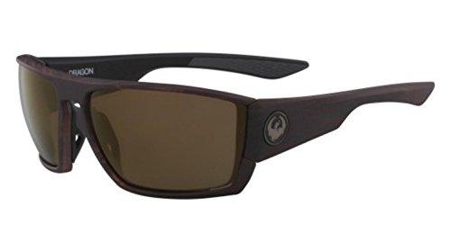 Sunglasses DRAGON DR CUTBACK ION 229 - Den Wood Sunglasses Dragons