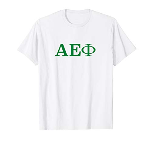 Alpha Epsilon Phi Shirt AEPhi University Greek Sorority USA