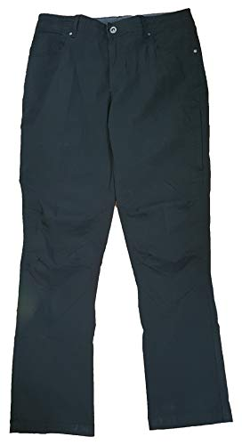 Tech Pants - Swiss Tech Performance Gear Black Soot Outdoor Utility Pant PeakTechnology - 36 X 32
