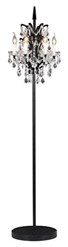 Modern Contemporary Floor Lamp, Black, - Sconce Italian Contemporary