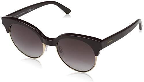 Sunglasses Balenciaga BA 0128 71T bordeaux/other/gradient bordeaux