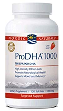 Nordic Naturals - ProDHA 1000 - 120 ct (Pack of 2)