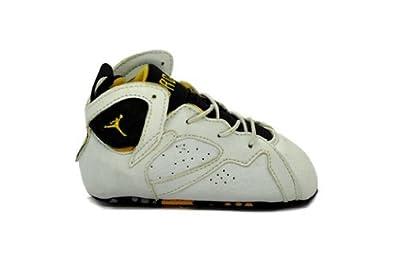 low priced 9f9e4 d16c6 Jordan 7 Retro Crib Basketball Sneaker Style  305076-172 (3.5 C CRIBS UK