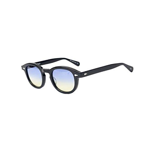 hombre para sol Gafas Negro de EyeGlow qwxT8ZI