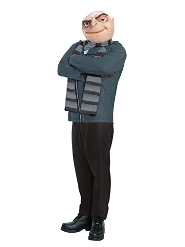 Rubie's Despicable Me 2, Gru and Mask, Multicolor, Standard -