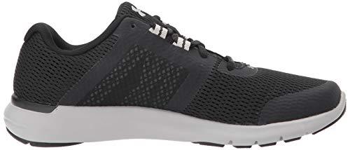 Men's Shoe Fuse Armour White Black Running FST Under 001 5pzqy