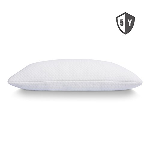 Shredded-Memory-Foam-Pillow-For-Sleeping-Cervical-Certipur-Cooling-bamboo-Hypoallergenic-antimicrobial-Orthopedic-Ergonomic-Pillow-Design-in-USA-by-Polar-Sleep-Standard-Size