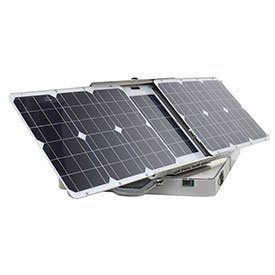 Aspect Solar Sunsocket Sun-Tracking Solar Generator