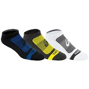 Contend No Show Sock , Medium, Air Force Blue Assorted