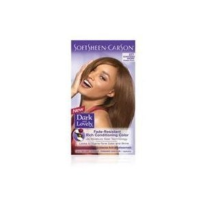 dark lovely hair dye permanant color 377 sunkissed brown - Dark And Lovely Coloration